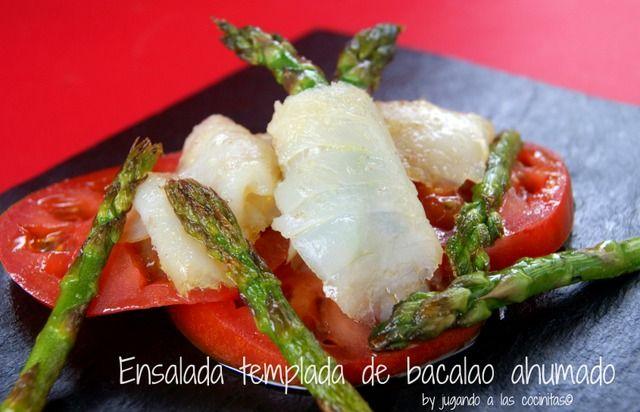 121 best saborea el verano con royal images on pinterest - Tapas con salmon ahumado ...