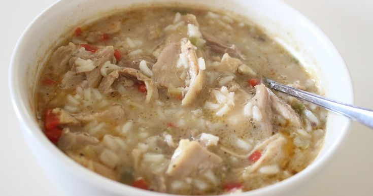 Half-Hour Chicken Gumbo   Ingredients:   3 tablespoons vegetable oil  1/3 cup all-purpose flour  2 red bell peppers (ribs and seeds remov...