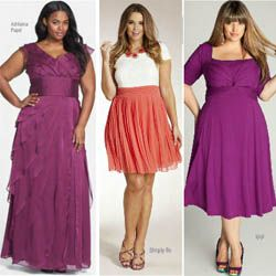 Need Ideas On What To Wear To The Wedding? PMM's Executive Fashion Director Reah Norman Offers Her Picks - http://www.plus-model-mag.com/2014/04/need-ideas-on-what-to-wear-to-the-wedding-pmms-executive-fashion-director-reah-norman-offers-her-picks/