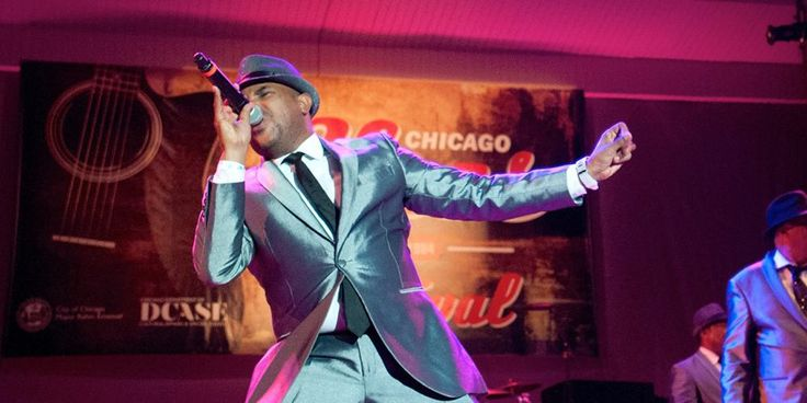 Chicago Blues Festival photo