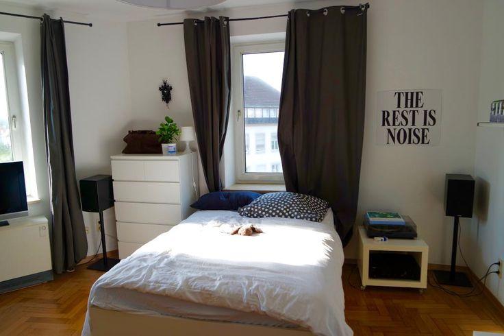 1000+ images about Einrichtungsideen WG-Zimmer on Pinterest Ruffle ...
