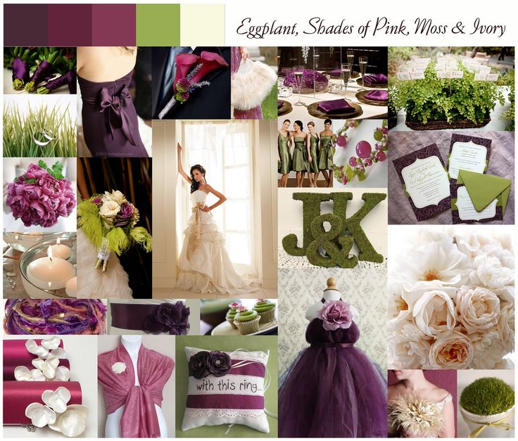 12 Best Images About Wedding Color Ideas On Pinterest