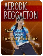 Video Clase AERÓBIC REGGAETON CON TAMARA 1404 http://blgs.co/HQ7z6o