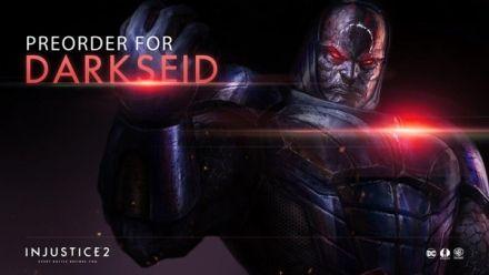 Injustice 2 PS4 pre-order Bonus: Fight as Darkseid!