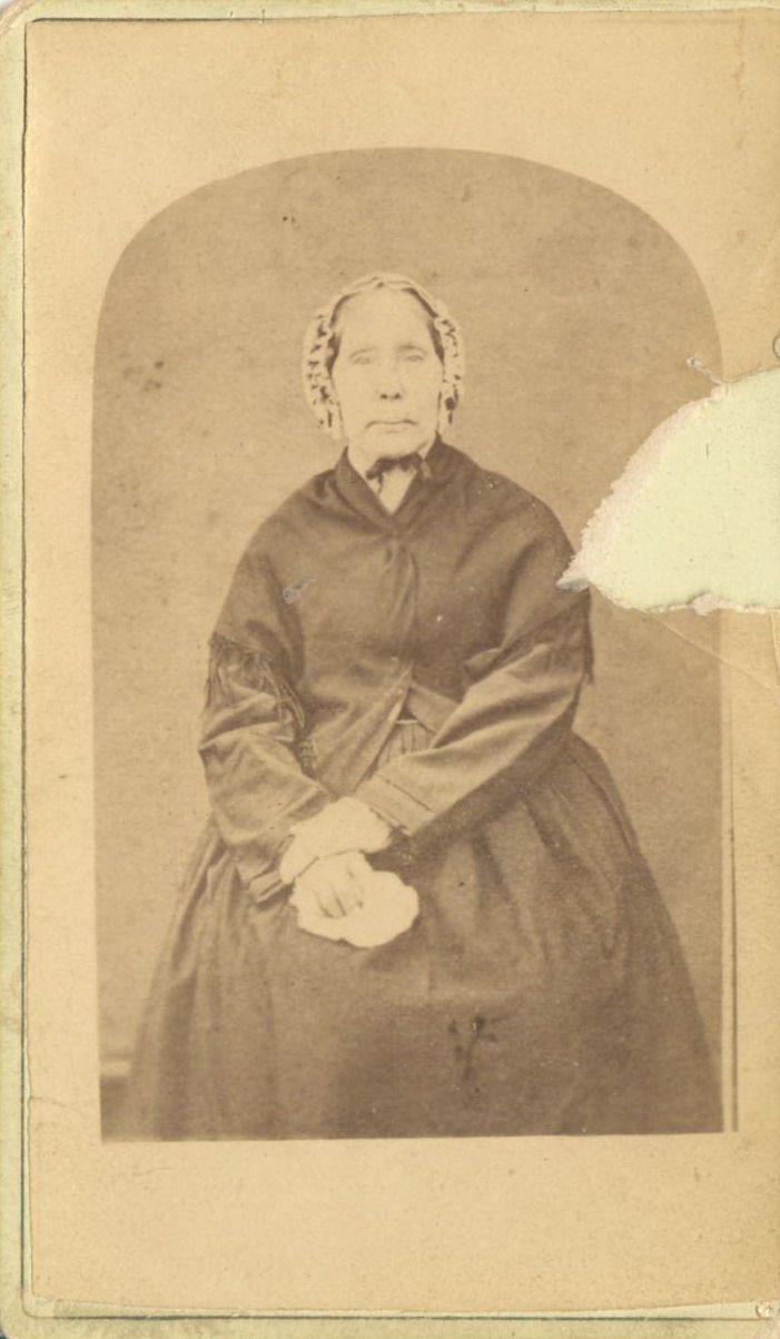 Magdalena Retief, widow of Voortrekker leader Piet Retief