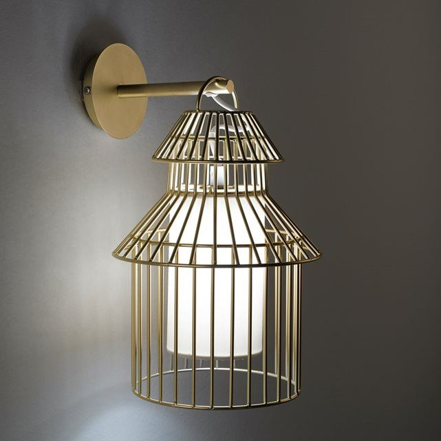 les 25 meilleures id es de la cat gorie lumi re de cage oiseaux sur pinterest lustre en. Black Bedroom Furniture Sets. Home Design Ideas