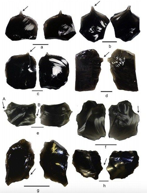 A new study by archaeologists from the Australian Museum in Sydney has shed some light on the subject suggesting that carved pieces of volcanic glass (obsidian) were used to tattoo people over 3,000 years ago. #inked #inkedmag #tattoo #ink #archaelogy #study #proven #ancient #art