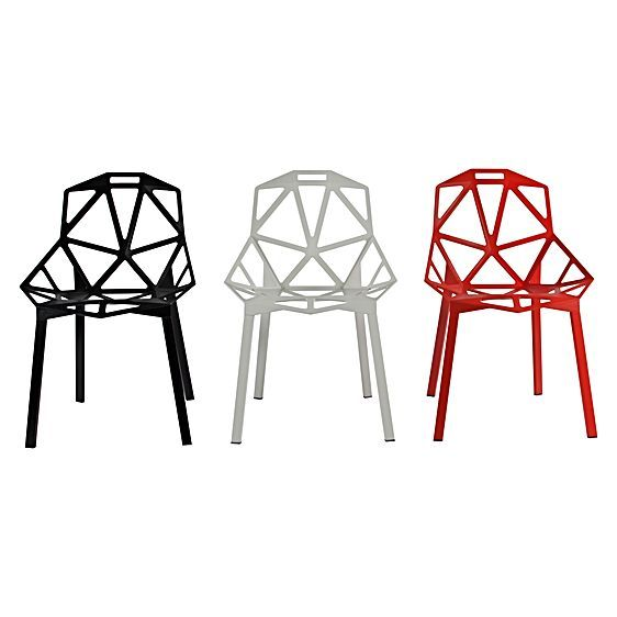 Replica Chair One Dining Chair by Replica Konstantin Grcic