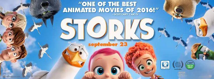 FinC: Storks, Film animasi terbaru yang seru!!