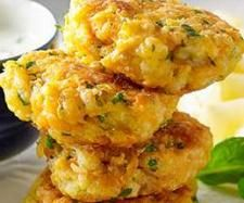 Recipe Sweet Potato and Haloumi Burgers by VeggieNessie - Recipe of category Main dishes - vegetarian @RshellOsborne