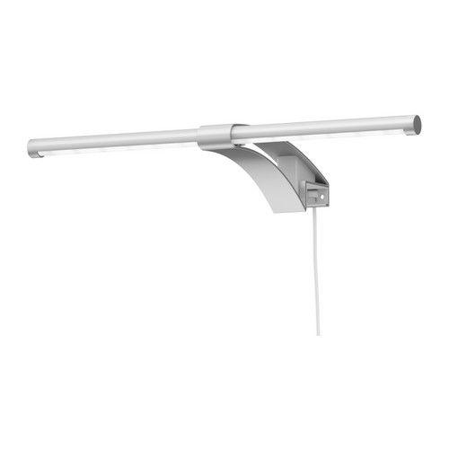 RIBBA Illuminazione a LED per quadri - alluminio, 35 cm - IKEA