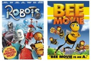Family Friendly Movies as low as $4.99! (Ants, Robots, Flushed Away and More)  http://becomeacouponqueen.com
