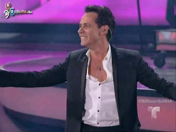 Presentaciones De Marc Anthony En Los #PremiosBillboard2014 #Video