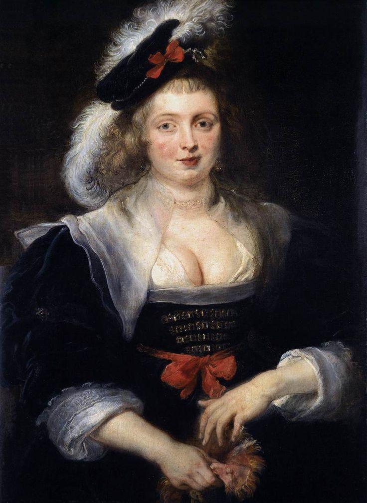 Helena Fourment 1 by Peter Paul Rubens, 1630-1632