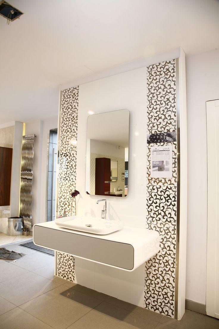 Beyaz Estetik Banyo Modelleri
