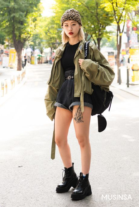 Korean Street Fashion (Official Korean Fashion Blog)