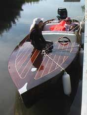 Laker Runabout Boat Plans