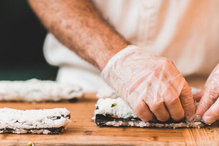La célèbre chaine de sushis, Planet Sushi, se lance dans le gluten free ! C'est avec stupeur qu'on découvre que les sushis ne sont pas sans gluten...