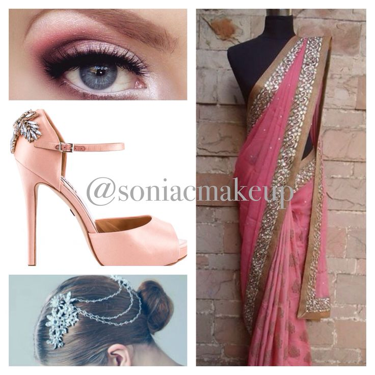 Don't let your leading ladies hide in the background! Here's a fresh way to style your bridesmaids. Inspiration boards by www.soniacollection.com / Sonia c on Facebook / soniacmakeup on Instagram