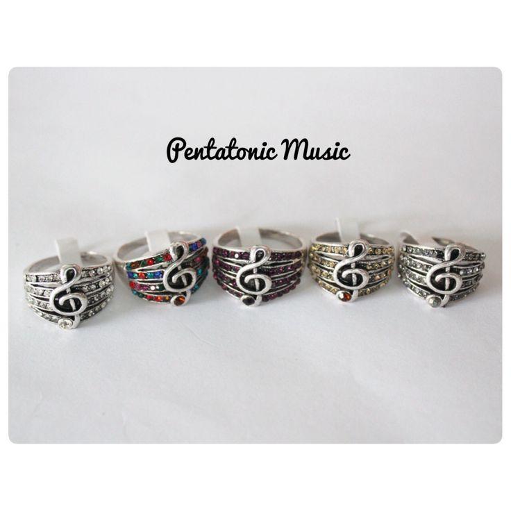 GClef Ring Price : 50.000 IDR Follow Instagram : pentatonicmusic