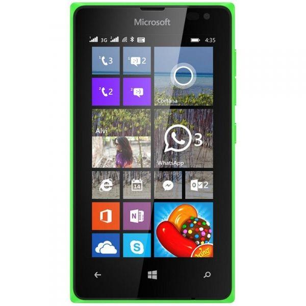 Microsoft Lumia 435 Dual SIM zielony - Smartfon/Telefon/Fablet - Satysfakcja.pl