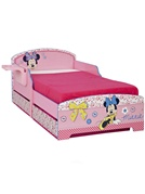 Mickey and Minnie Mouse | Toddler Beds £69.95 | Kids - Childrens Bed | Free Delivery | Kids Beds | Kids Bedroom | Childrens Bedroom Ideas