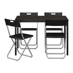 Table de salle à manger et ensemble table+chaises IKEA