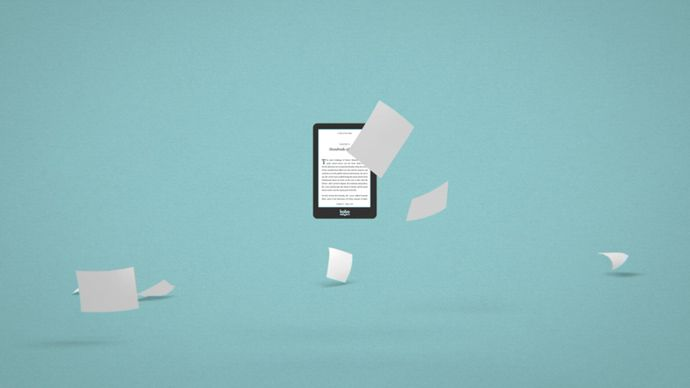Cinema 4D – Flying Paper Simulation Tutorial
