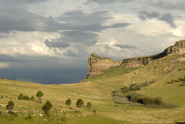 Clarens, South Africa, Africa