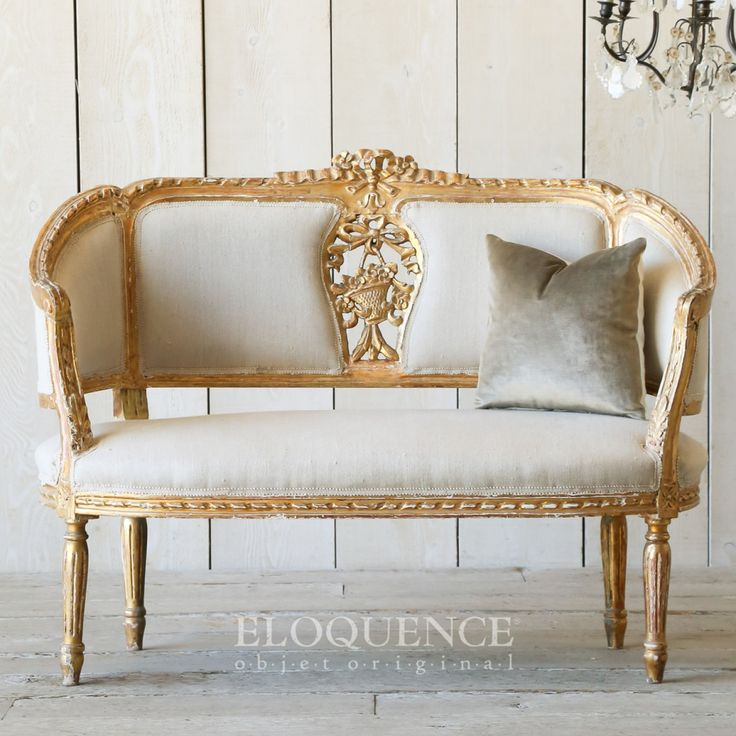 101 best images about glamorous gold furniture on - Canape versace ...