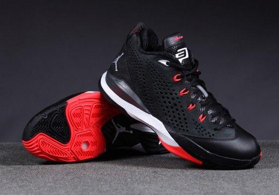 High Quality Nike Air Jordan CP3.7 Black Red White
