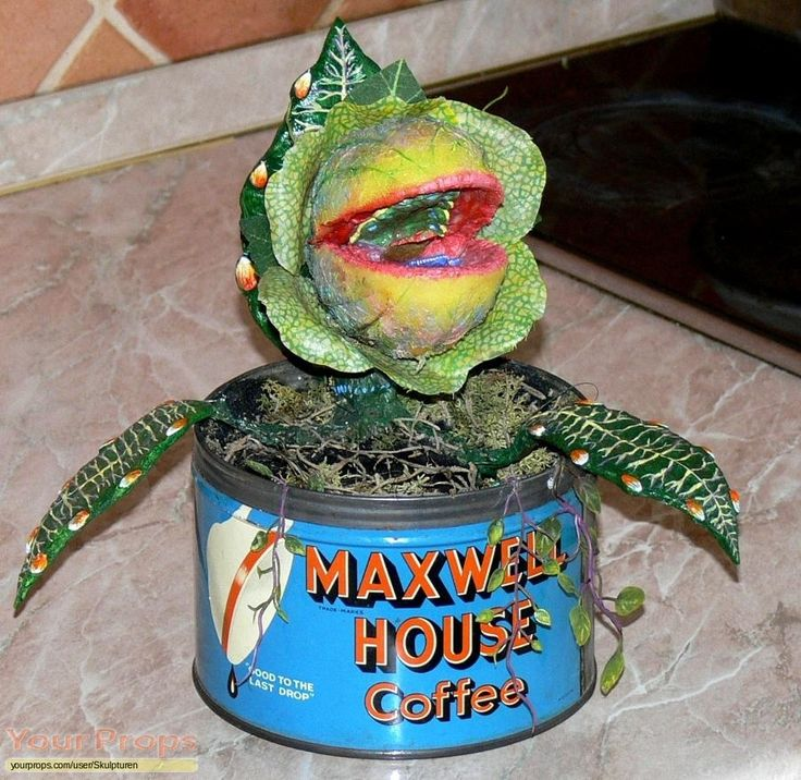 Little Shop of Horrors replica movie prop!