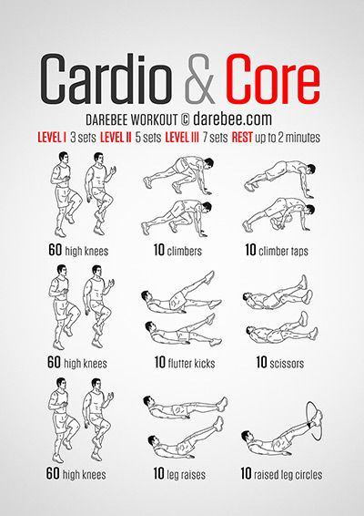 core workouts at home cardio and workout workouts by neilarey darebee 30667