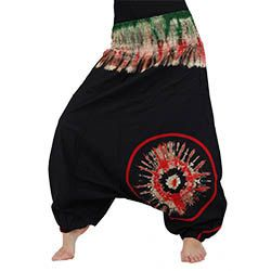 Ethnic harem pants sarouels for mens or womens by BaliWoodShop