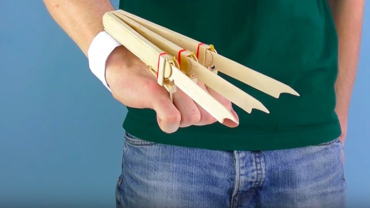 Here's How to Create Your Own Wolverine Claws with Some Simple Craft Supplies — GeekTyrant
