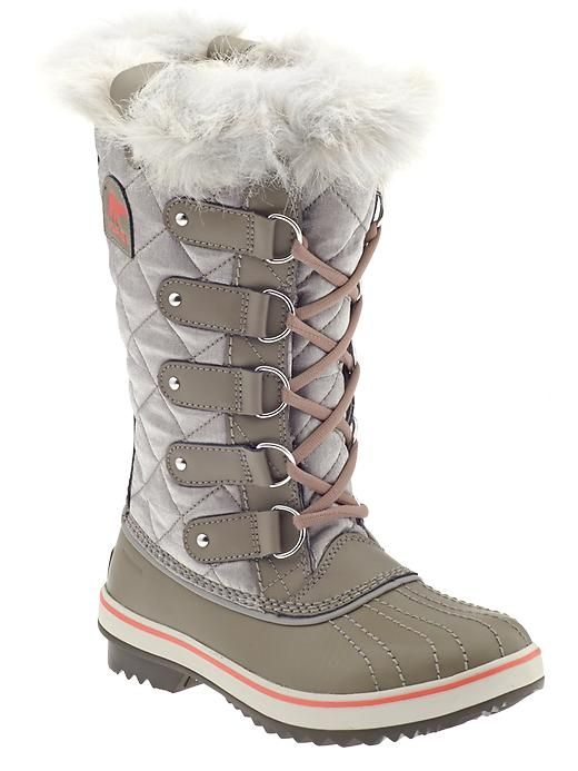 Sorel winter boots!
