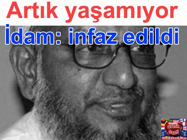 Cemaat-i İslami liderlerinden Abdülkadir Molla idam edildi - Meadle east radical islamist organizations world news