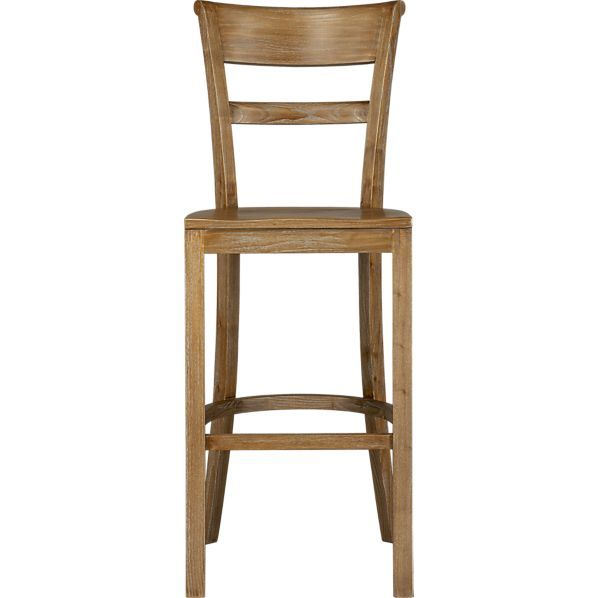 "Kipling Grey Wash 30"" Barstool in Sale Furniture 