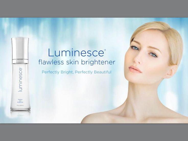 Luminesce Flawless skin brightener www.bella64.jeunesseglobal.com
