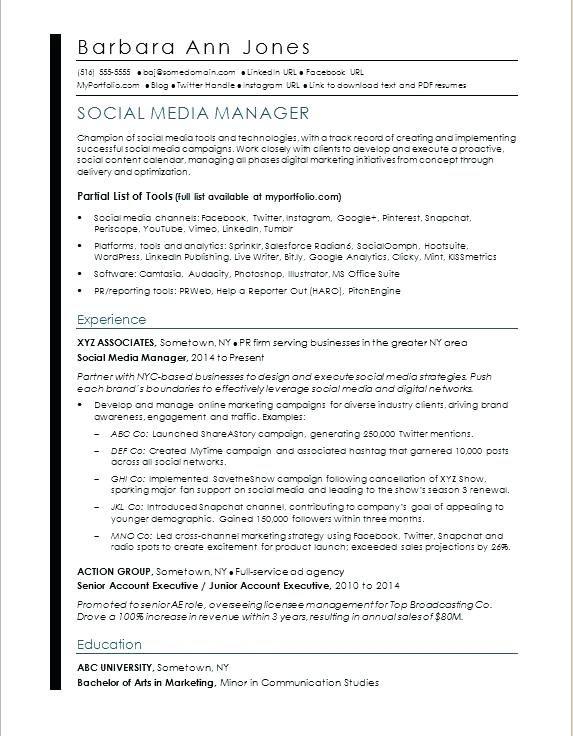 New York City's Professional LinkedIn Profile & Resume Writing Services