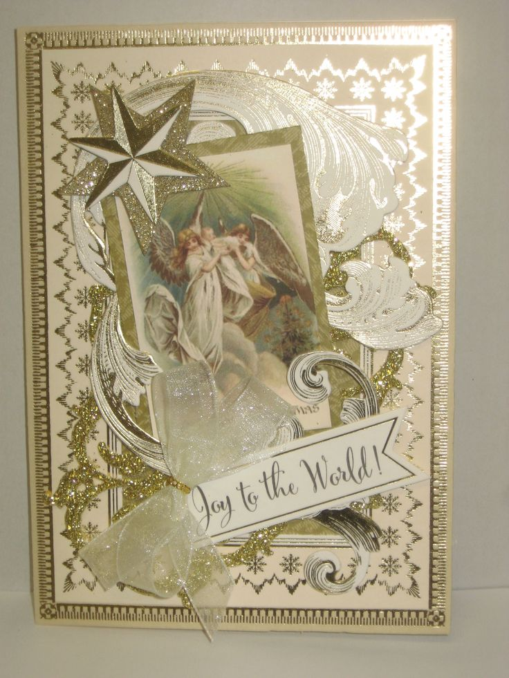 anna griffin christmas card kit 2013