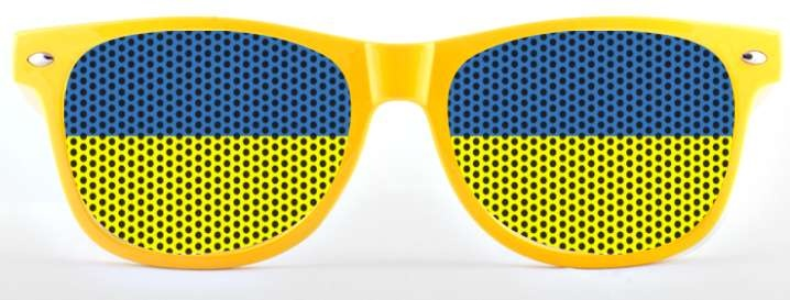 Ukraine Sunglasses