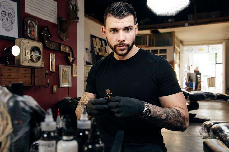 Jay - tattoo fixers