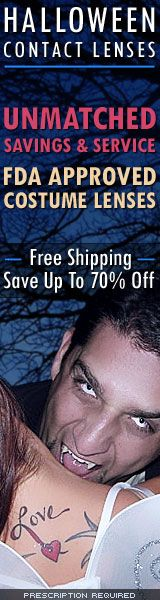 #Eyeglasses #contacts Prescriptions Sumglasses Eyewear  http://www.planetgoldilocks.com/eyeglasses.htm  #Halloween Contact Lenses On Sale --Have the best costume at your party when you add Halloween Contact Lenses from AC Lens. Find vampire, ghouls, and other Halloween contacts to help you scare the party.  #coupons #rebates #bargains