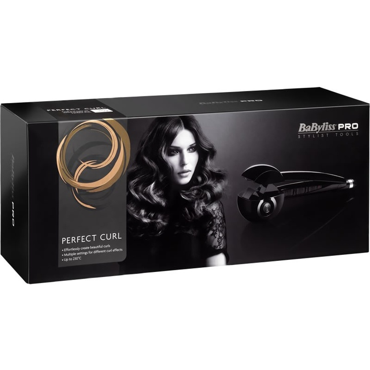 BaByliss PRO Perfect Curl | Curling Tongs | Capital Hair & Beauty Ltd