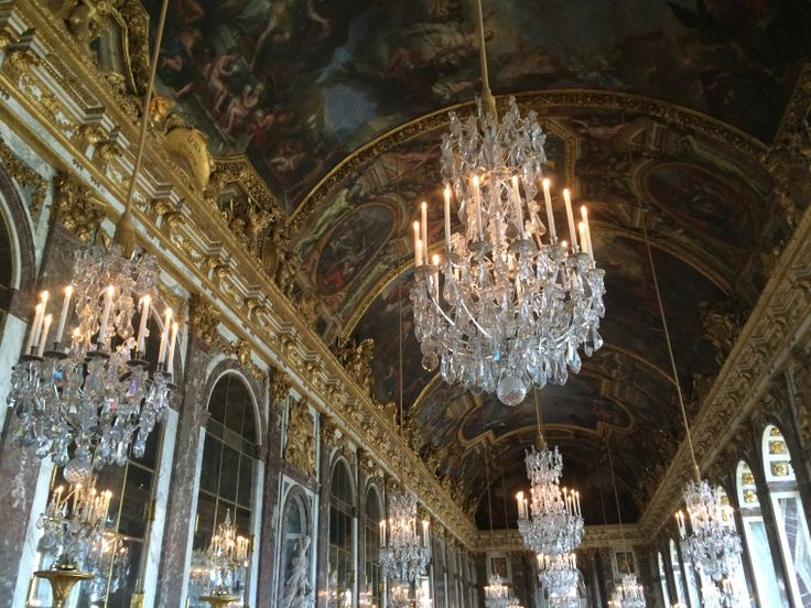 Hall of Mirrors | Versailles