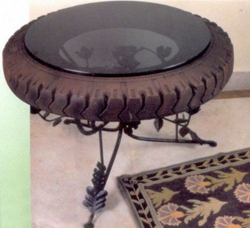 30 Amazing Ideas to Reuse and Recycle Old Car Tires, Creative Recycled Crafts