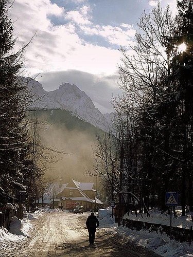 Zakopane, Poland Walking in Beauty by Arkadious, via Flickr