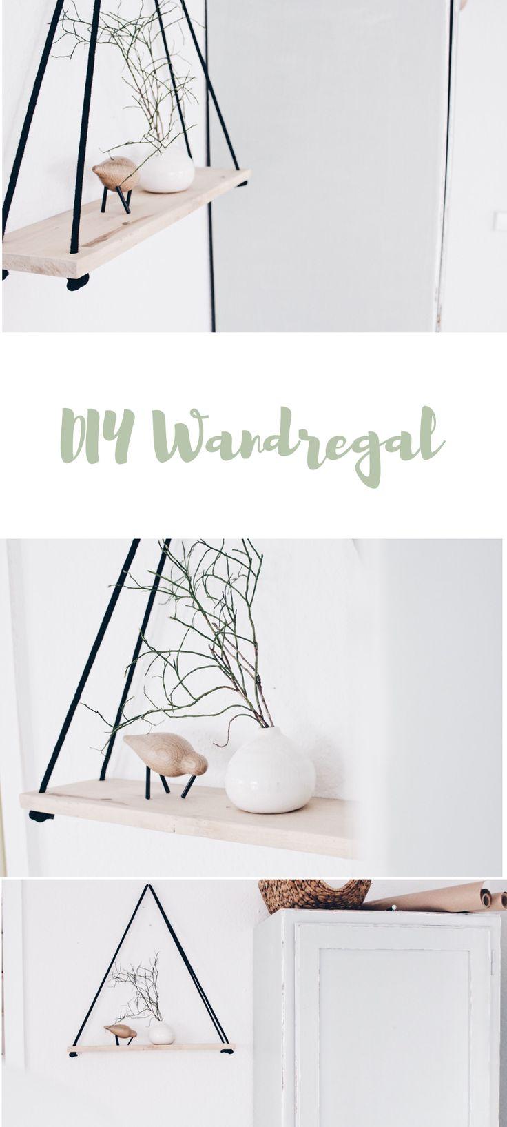 die besten 25 diy wandregal ideen auf pinterest eckregale b cher ber wohnungseinrichtung. Black Bedroom Furniture Sets. Home Design Ideas