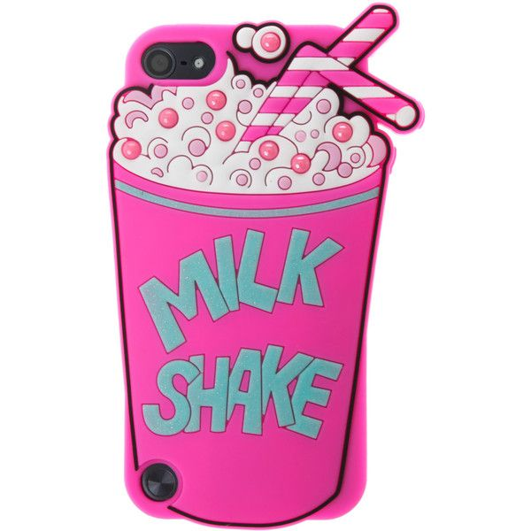 Scented Milkshake iPod Case - iPod Touch 5*, all, Phone & iPod Cases,... found on Polyvore featuring accessories and tech accessories